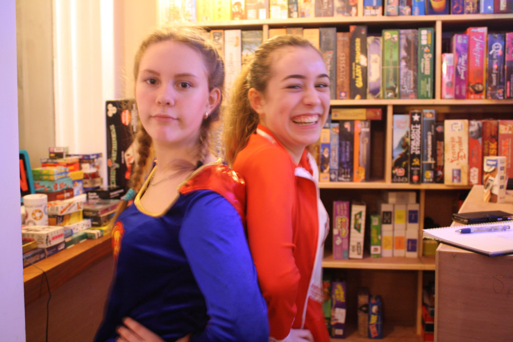 super-girls-guarding-shelves